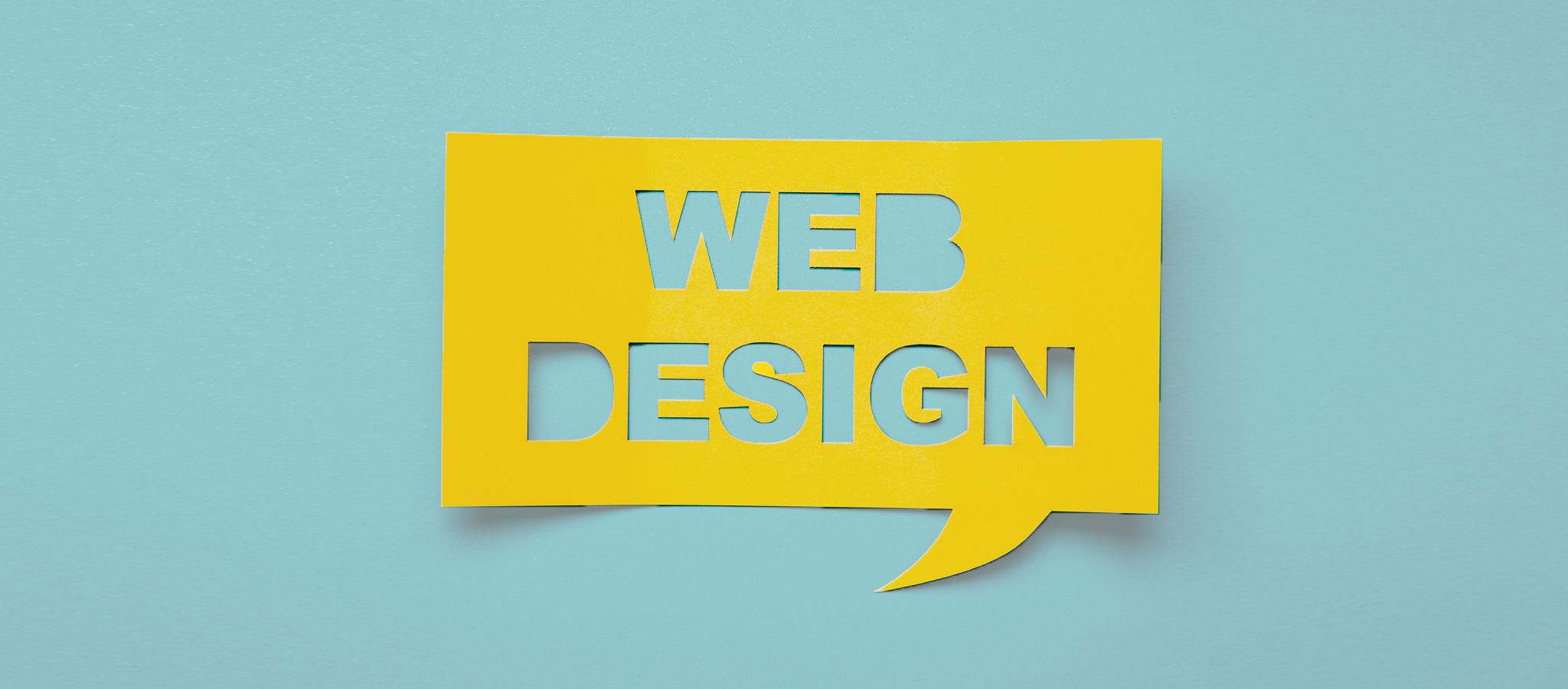 Brukervennlig webdesign